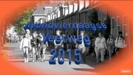 Embedded thumbnail for Avondvierdaagse 2015