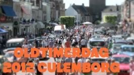 Embedded thumbnail for OLDTIMERDAG 2012 CULEMBORG VIDEO