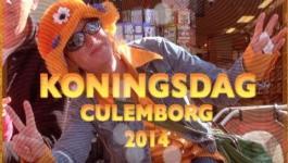 Embedded thumbnail for KONINGSDAG CULEMBORG 2014.