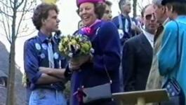 Embedded thumbnail for KONINGINNEDAG CULEMBORG 1991