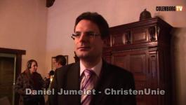 Embedded thumbnail for Reacties tijdens Nieuwjaarsreceptie 11 januari 2010
