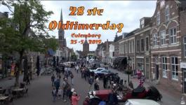 Embedded thumbnail for 28 ste Oldtimerdag Culemborg 2019.