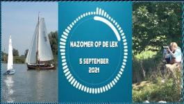 Embedded thumbnail for Nazomer op de Lek 5 September Culemborg 2021.