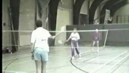 Embedded thumbnail for Badminton Ouder-kindtoernooi 1991 (BC Culemborg)