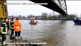 Embedded thumbnail for Persoon te water Schalkwijk-Culemborg