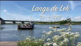 Embedded thumbnail for Langs de Lek 28 Mei 2021.