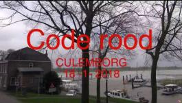 Embedded thumbnail for Code rood Culemborg 2018.