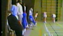 Embedded thumbnail for Training jeugd BC Culemborg 1983 in sporthal Interweij te CulemborgSpo