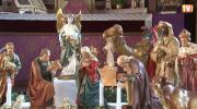 Embedded thumbnail for Kerst in de Oud Katholieke Kerk en de kerstfair in de hal van het oude stadhuis.