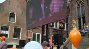 Embedded thumbnail for Aubade in Culemborg op de laatste Koninginnedag 30 april 2013