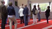 Embedded thumbnail for 14-09-2013 Turkse moskee Imami-Azam