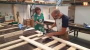 Embedded thumbnail for Ondernemend Culemborg Dirkjan van Heumen (Klauterkamer): bouwer met hout