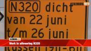 Embedded thumbnail for Ondertussen in Culemborg N320 - Wegwerkzaamheden N320