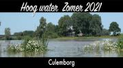 Embedded thumbnail for Hoog water Zomer 2021 Culemborg.